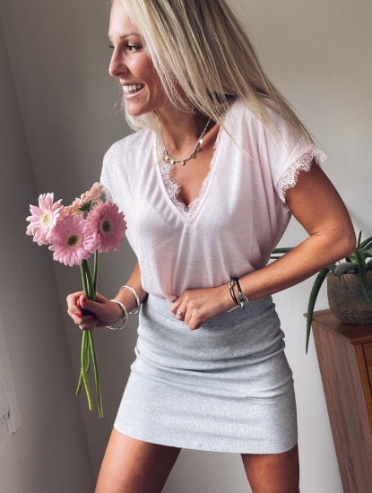 Blouse One Rose